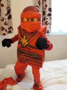 Ninjago Kai (Sven)