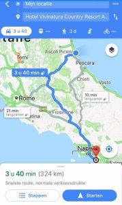 Reis Roseto - Pompei